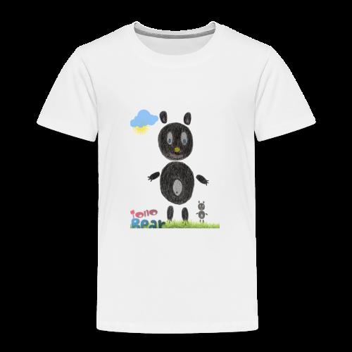Tono bear - Toddler Premium T-Shirt