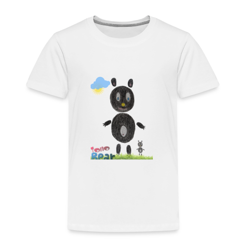 Tono bear - Toddler Premium T-Shirt