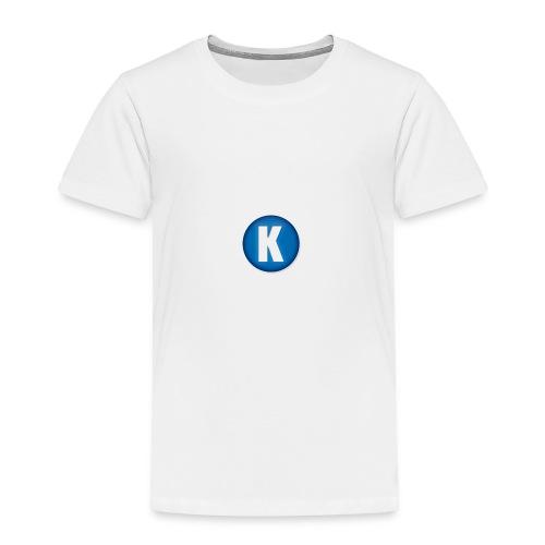 Capa_de_perfil_do_canal - Toddler Premium T-Shirt