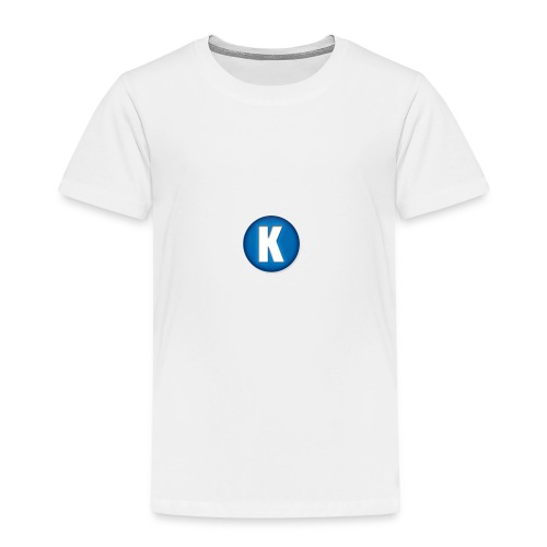 Capa_de_perfil_do_canal - Toddler Premium T-Shirt