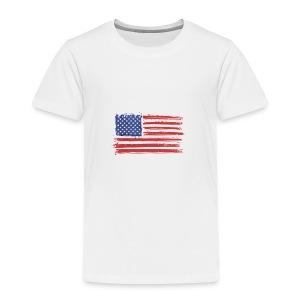 The American - Toddler Premium T-Shirt