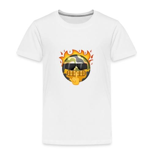 Awesomeness Head - Toddler Premium T-Shirt