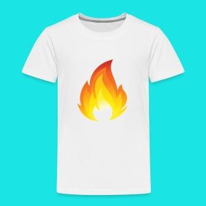 Heated Podcast - Toddler Premium T-Shirt