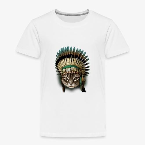 the chief cat - Toddler Premium T-Shirt