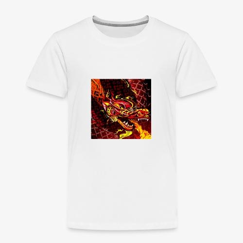 The real kma clan logo - Toddler Premium T-Shirt