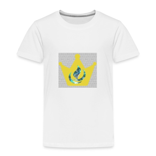 Flaming Crown - Toddler Premium T-Shirt