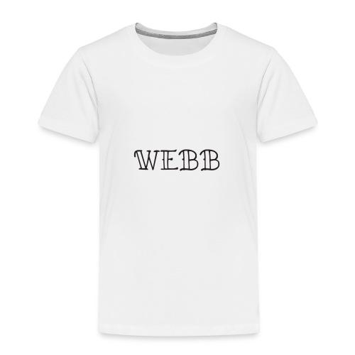 Logomakr 1t8fvP - Toddler Premium T-Shirt