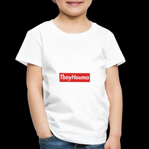 TboyHouma Supreme Logo Merch - Toddler Premium T-Shirt