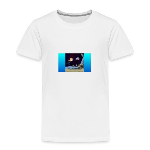 jack in spaceack space - Toddler Premium T-Shirt