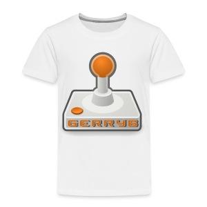 GerryB Logo - Toddler Premium T-Shirt