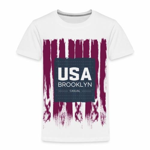 US T-Shirt - Toddler Premium T-Shirt