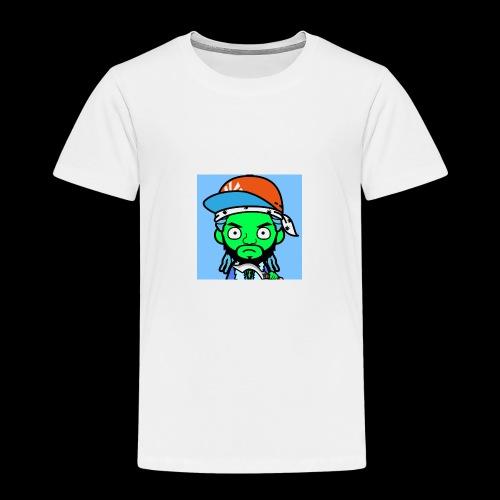 Rapper mixtape bloods gang - Toddler Premium T-Shirt