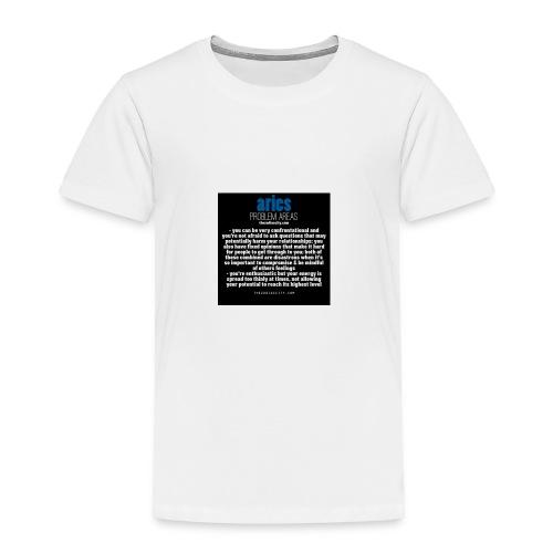 Aries - Toddler Premium T-Shirt