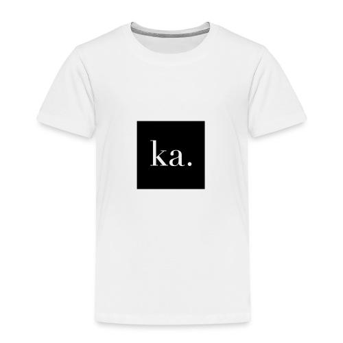 Kailyn Arin - Toddler Premium T-Shirt