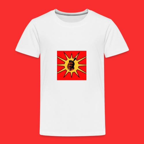 RED-WARRIORS - Toddler Premium T-Shirt