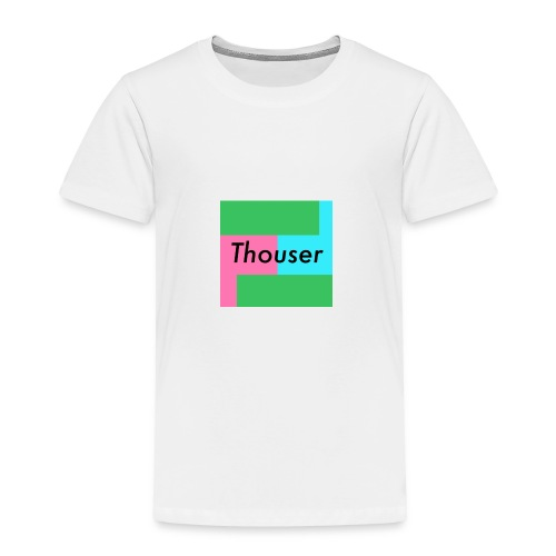Thouser square logo - Toddler Premium T-Shirt
