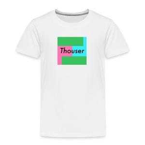 Thouser square logo - Toddler Premium T-Shirt
