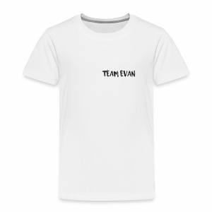 TEAM EVAN - Toddler Premium T-Shirt