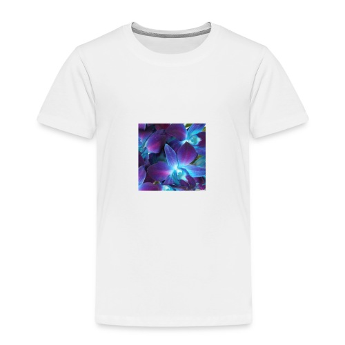 Flornal orchid designs - Toddler Premium T-Shirt
