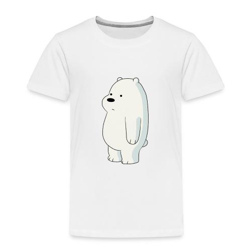 Cub Ice Bear - Toddler Premium T-Shirt