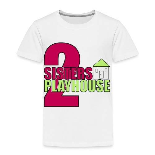 2sisters colorhouse 7 - Toddler Premium T-Shirt