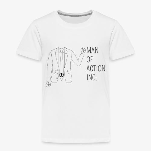 Suit - Toddler Premium T-Shirt