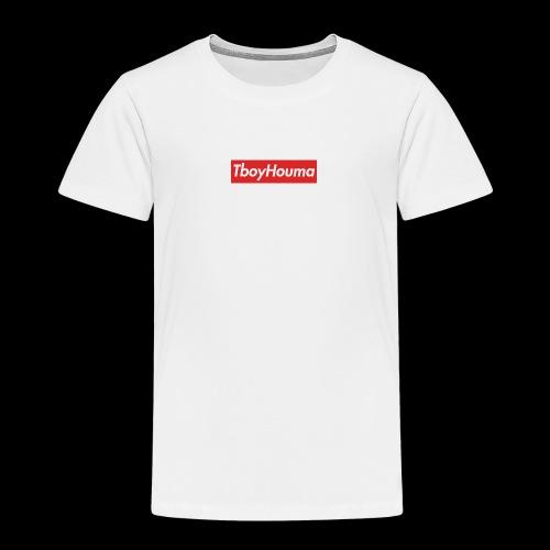 TboyHouma Supreme Logo Merch - Toddler Premium T-Shirt