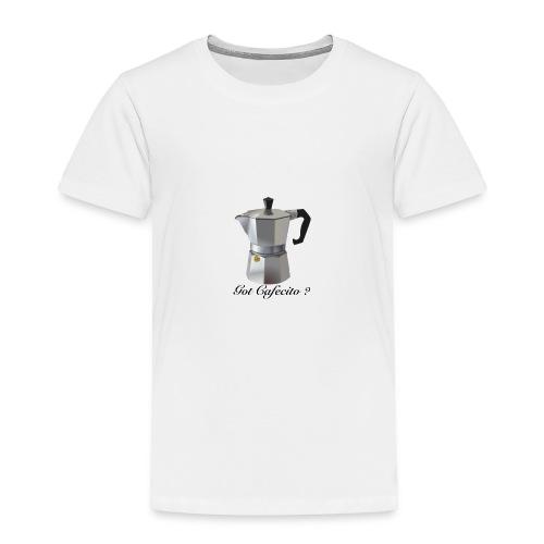 Cafecito - Toddler Premium T-Shirt