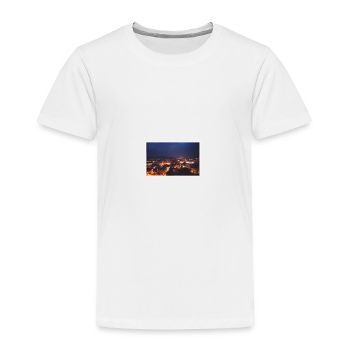 300px-Downtown_Binghamton_at_Night - Toddler Premium T-Shirt