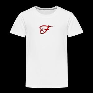 F Heart - Toddler Premium T-Shirt