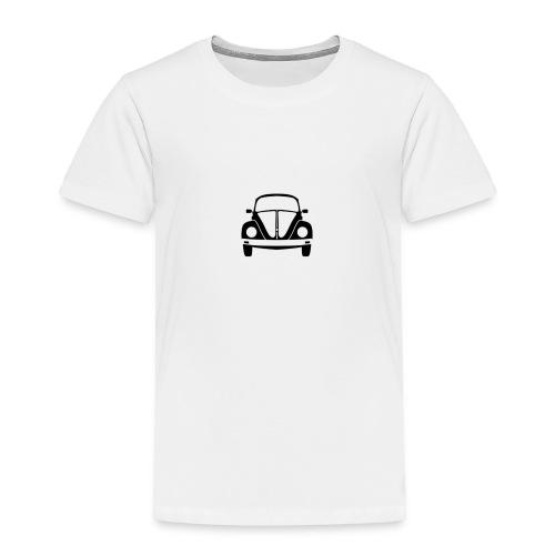 vw-beetle-icon-1573-01 - Toddler Premium T-Shirt
