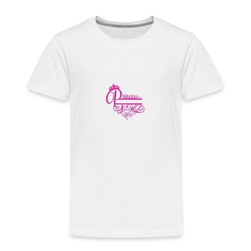 princess - Toddler Premium T-Shirt