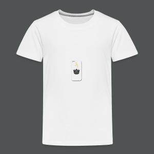 Bossu Design Logo - Toddler Premium T-Shirt