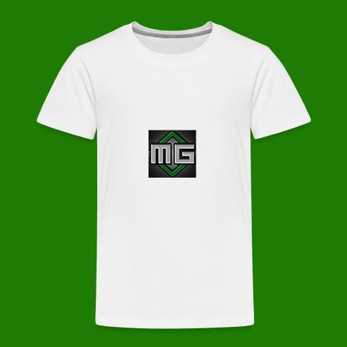 MrGreenGaming Logo Phone Cases - Toddler Premium T-Shirt