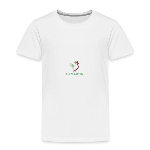 Logo Trại gà Tú Martin - Toddler Premium T-Shirt