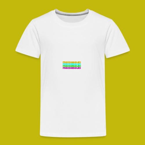 MazdaSquid Phone - Toddler Premium T-Shirt