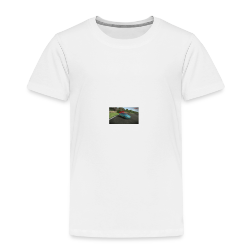 AE86 Drifting. - Toddler Premium T-Shirt
