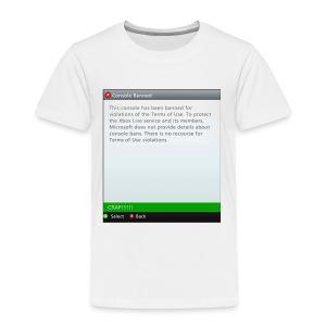 Banned - Toddler Premium T-Shirt