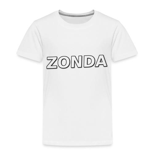 The Basic Zonda look - Toddler Premium T-Shirt