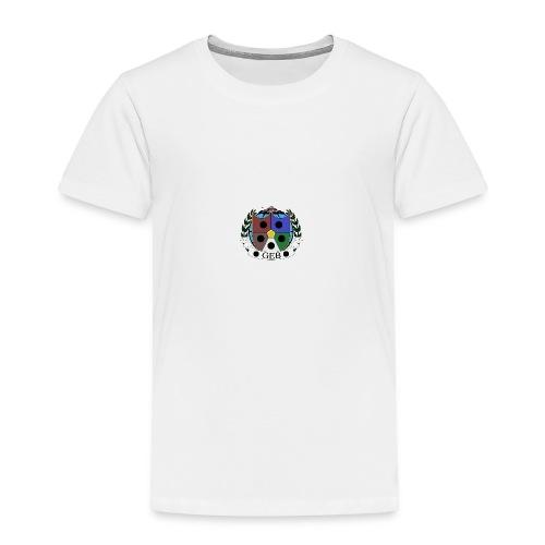 GEB Series Logo - Toddler Premium T-Shirt