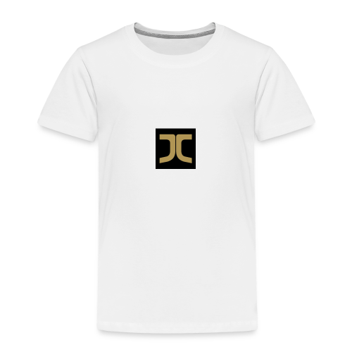 Gold jc - Toddler Premium T-Shirt