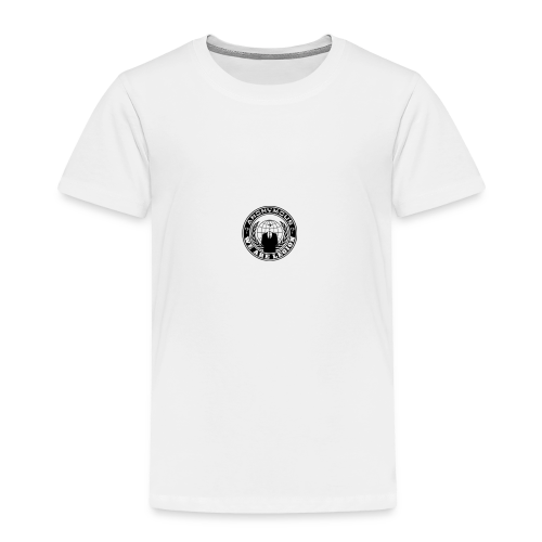 Anonymous Plain T-Shirt - Toddler Premium T-Shirt