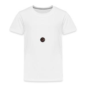 EYELESS 2D FLORAL CIRCLE PHONE CASE. - Toddler Premium T-Shirt