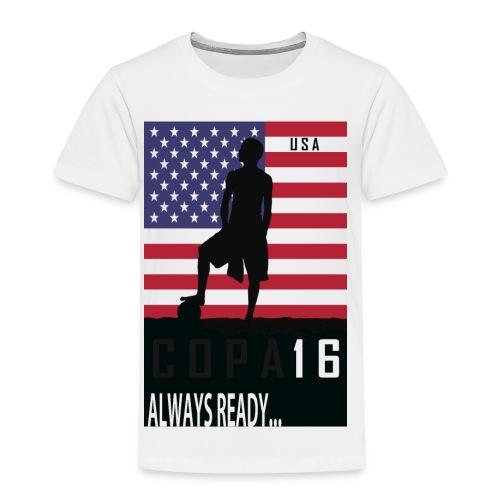 usa - Toddler Premium T-Shirt