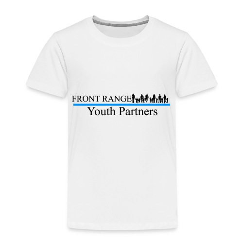 Front Range Youth Partners LOGO - Toddler Premium T-Shirt
