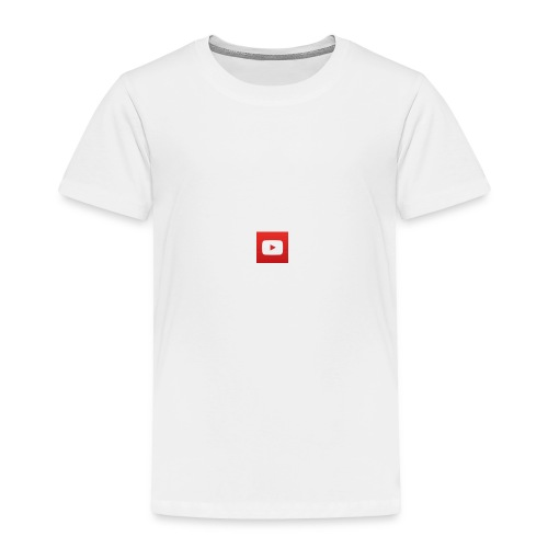 Youtube Shirt - Toddler Premium T-Shirt