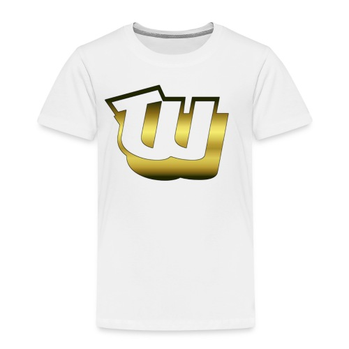 Official W1 Merch Store - Toddler Premium T-Shirt