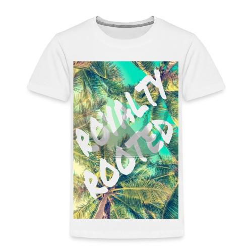 TROPICAL #1 - Toddler Premium T-Shirt