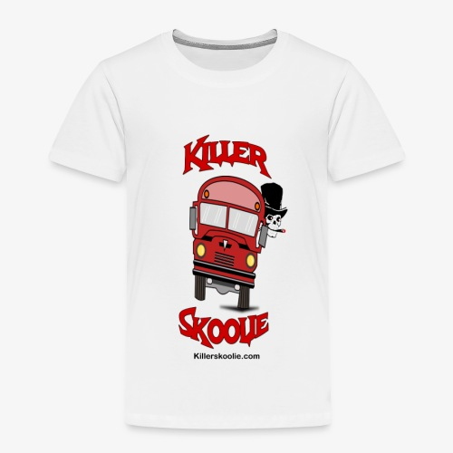 killerskoolie - Toddler Premium T-Shirt