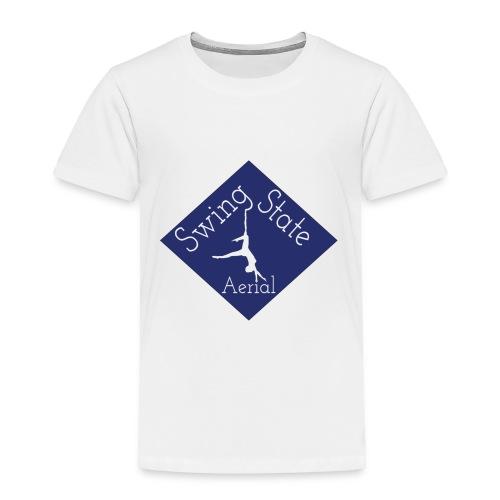 Large Swing State Logo - Toddler Premium T-Shirt